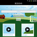 Kiddo Video Flash Card logo