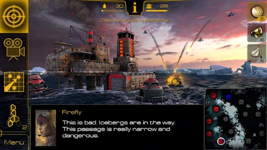 Oil Rush: 3D naval strategy Screenshot 5