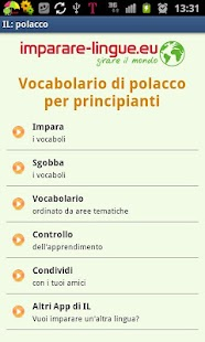 Imparare il polacco- screenshot thumbnail