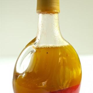 Fresh Strawberry Balsamic Vinegar.