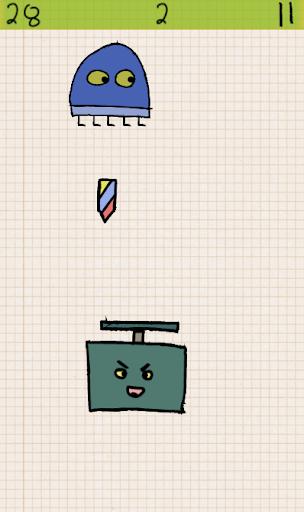 【免費街機App】Sketch Fall-APP點子