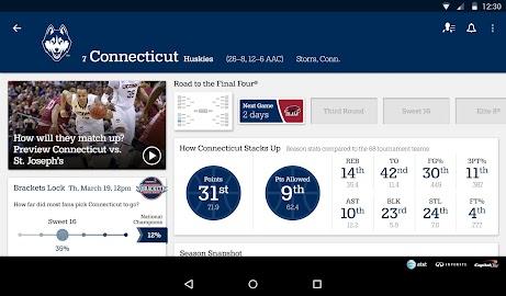 NCAA March Madness Live Screenshot 20