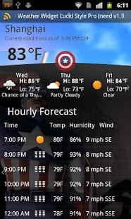 免費下載天氣APP|GO天气主题美国风格 app開箱文|APP開箱王