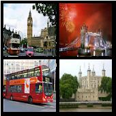 London Landscapes Wallpaper