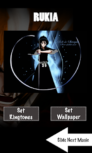 Bleach Ringtones and Wallpaper - screenshot thumbnail