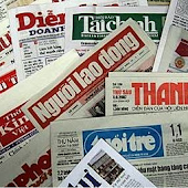 Vietnam Newspapers and News
