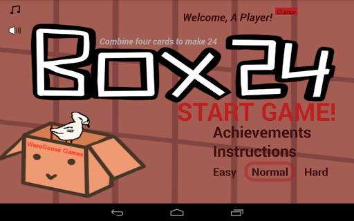 Box 24 Free version