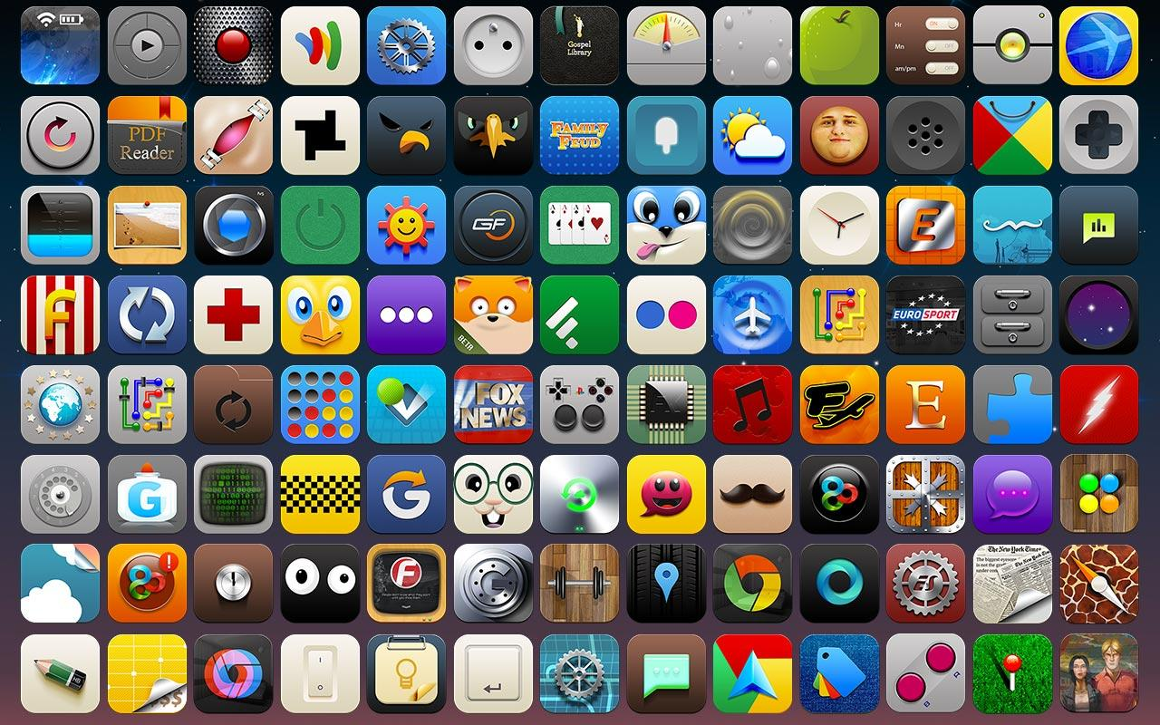 Mstech Folder Icon Pro 2 9 9 760: Android Apps On Google Play