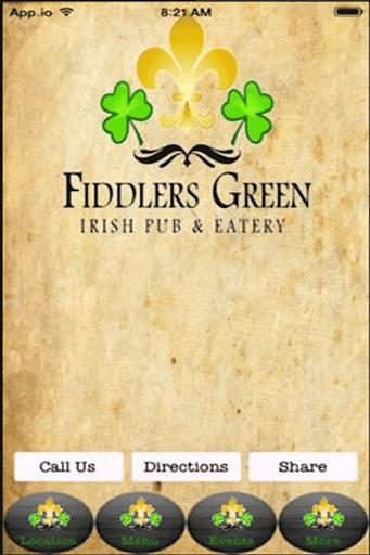 Fiddler's Green Irish Pub