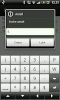 Screenshot of TOOLS OrdreApp