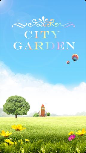 City Garden Launcher Free