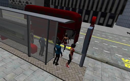 伦敦城市公交车驾驶3D