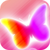 Fancy Butterfly Live Wallpaper