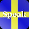 Speak Swedish Free icon