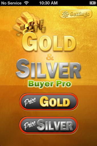 Gold Buyer Pro