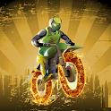 Dirt Bike VS Zombies & Alien