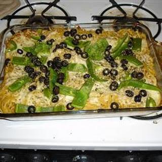 Baked Spaghetti III.