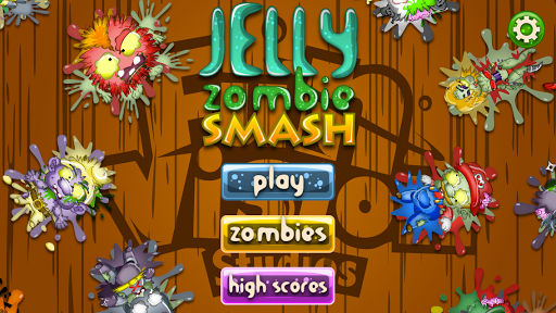 Jelly Zombie Smash