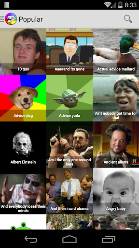 Simple Meme Creator