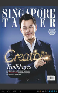 Singapore Tatler - screenshot thumbnail