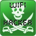 WiFi Hacker Free Deluxe icon