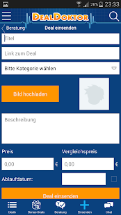 DealDoktor » Schnäppchen App - screenshot thumbnail