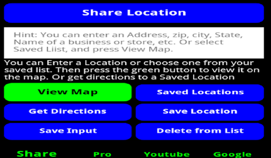 GPS Locator Free- screenshot thumbnail