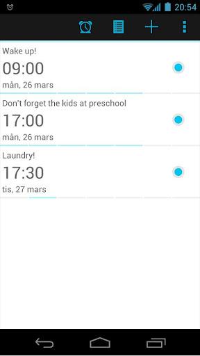 myClock 2 - Alarm Clock