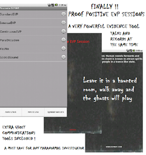 EVPBOT- screenshot thumbnail