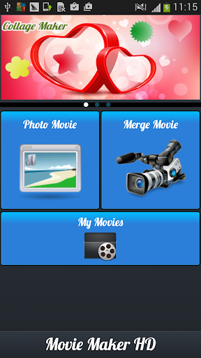 Movie Maker : Video Merger