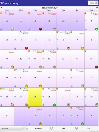 玩醫療App|Arthritis Diary免費|APP試玩