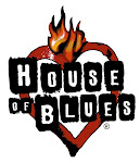 Logo for House of Blues Anaheim