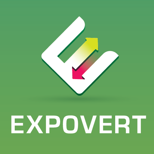 Expovert - Business Card Share LOGO-APP點子