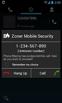 Zoner Mobile Security Gratis