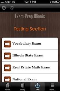Illinois Real Estate Exam Prep- screenshot thumbnail