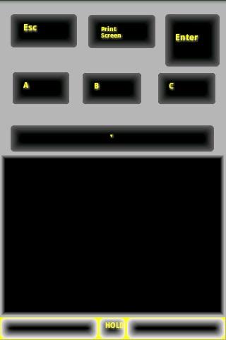 Air HID: WiFi Mouse & KeyBoard - screenshot