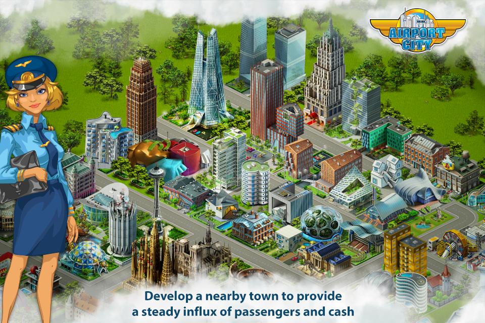 Airport City screenshot #2