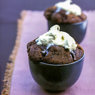 Hot Chocolate Puddings.