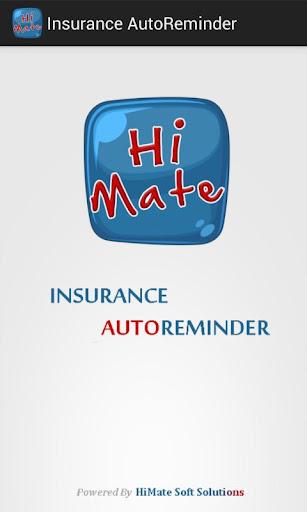 Insurance Autoreminder LIC GIC