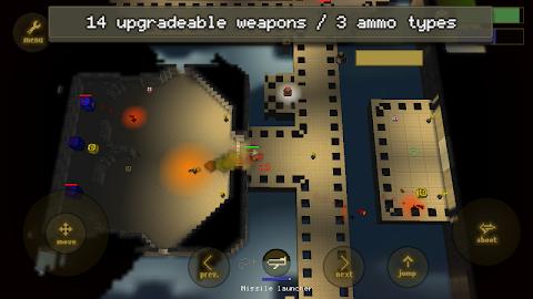 Alien Blitz Screenshot 6