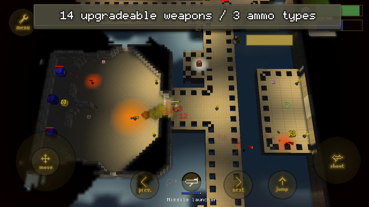 Alien Blitz - screenshot