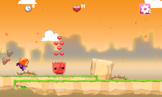 Screenshot of Amy in Love – Game for Girls