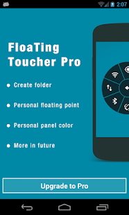 Floating Toucher - screenshot thumbnail