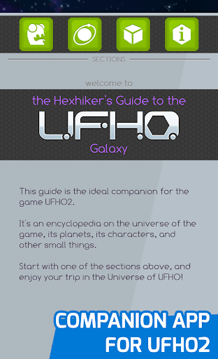 Hexhiker Guide to UFHO Galaxy
