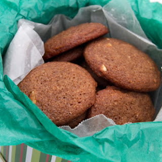 Chocolate Hazelnut Spread Cookies