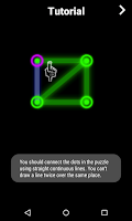 Screenshot of Glow Puzzle