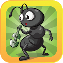 Ant&Grasshopper:3D Story Book icon