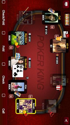 Poker KinG Online-Texas Holdem  screenshots 1