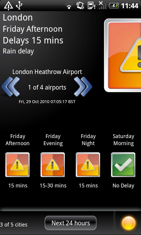 MyForecast- screenshot