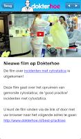 Screenshot of dokterhoe